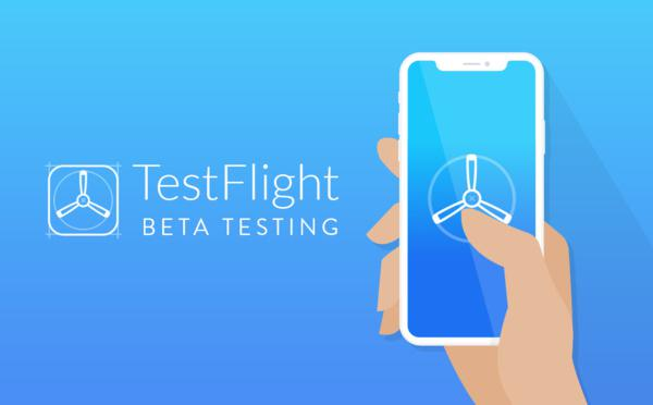 How to test an app with TestFlight ?