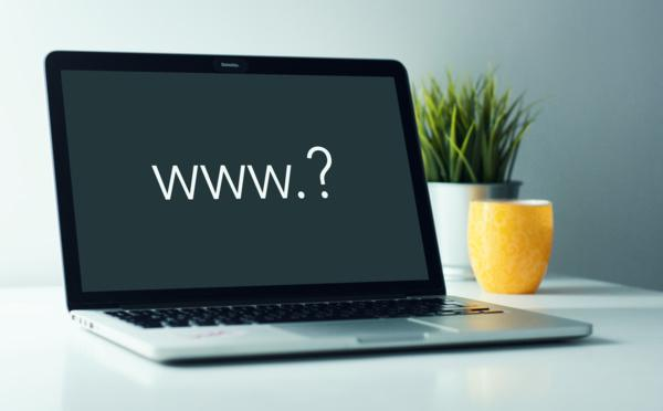 Dealing with domain names