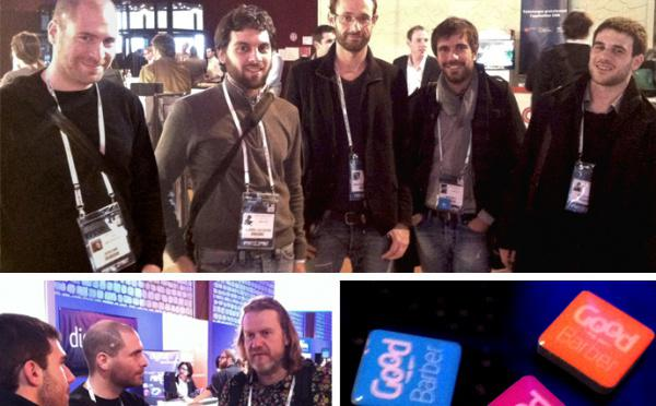 GoodBarber at LeWeb'11