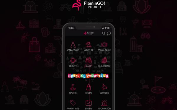 FlaminGo! App: Phuket in your pocket