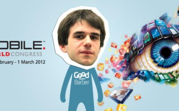 GoodBarber at the Mobile World Congress 2012 in Barcelona