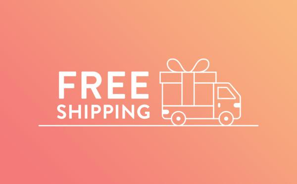 The benefits of Free Shipping