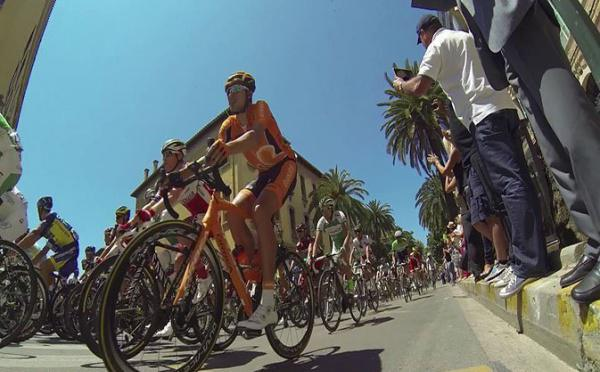 Le Tour de France in Ajaccio!