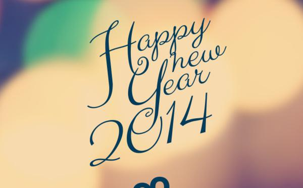 Happy new year 2014 :)