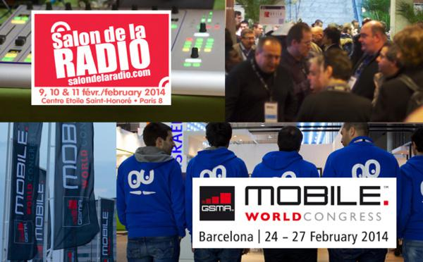 Meet our team across Europe in February!