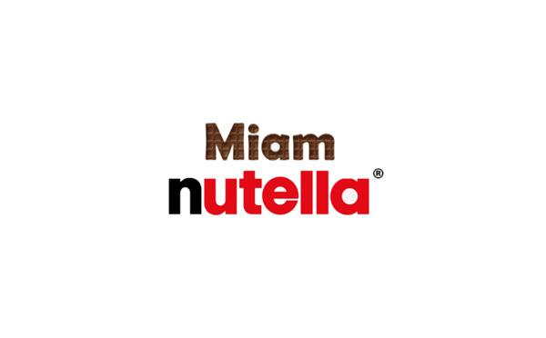 Miam Nutella, easy to do recipes for lovers of Nutella®