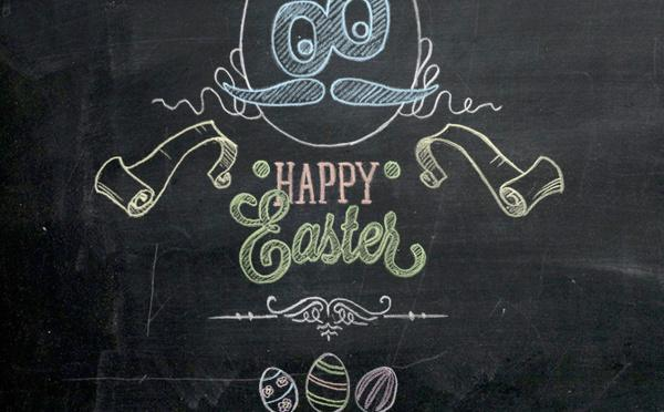 Happy Easter to all of you GoodBarbers!!