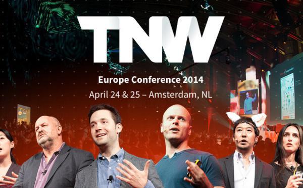 Meet us in Amsterdam this week :)