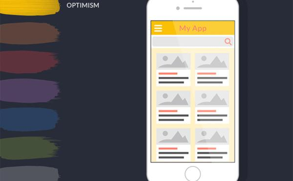 Using the science of colors in marketing. How to choose the best colors for your app.