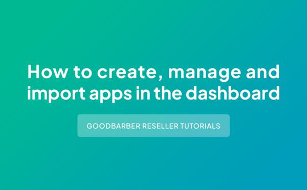 Video Tutorial: Reseller Dashboard III