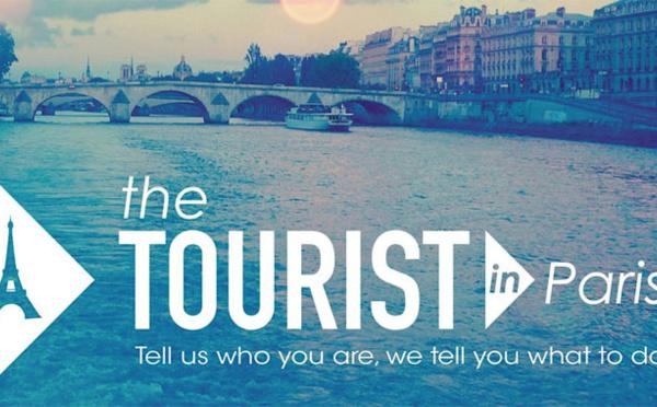 The Tourist in Paris: a Tourism App for Paris lovers