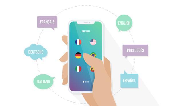 How to create a multi-language app ?