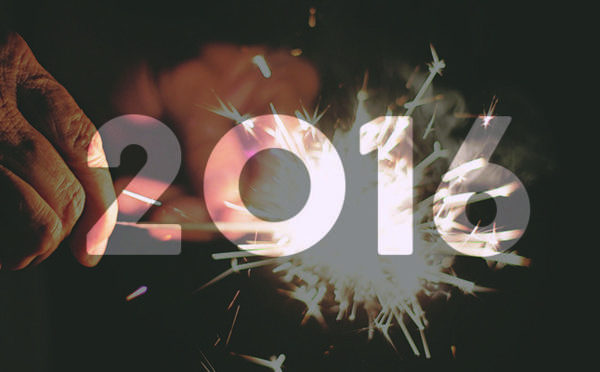 4 New Year's Resolutions for 2016