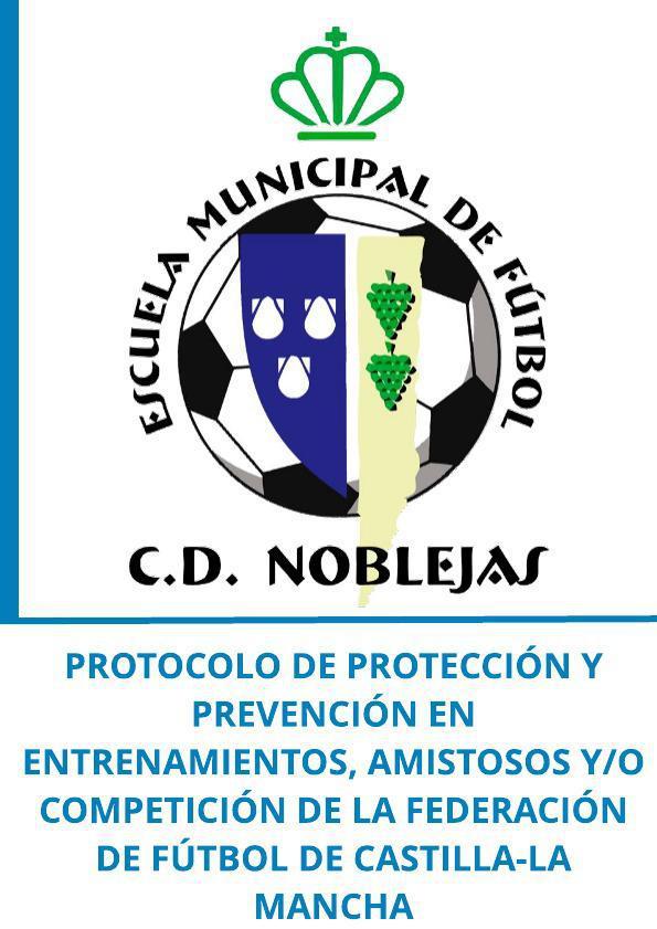 El C.D. Noblejas inicia la pretemporada tras la aprobación del protocolo