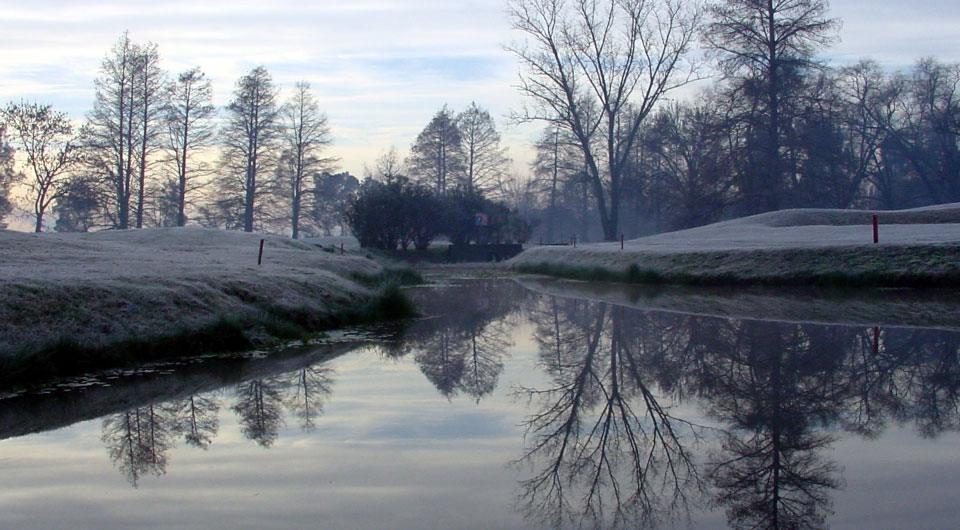 Invierno en Highland
