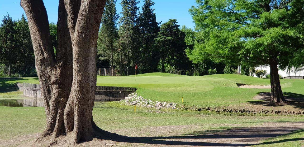 Highland Park Hoyo 16