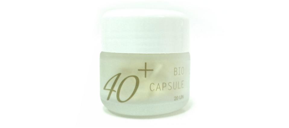 40+ Bio Cápsula - Vitamina E 20 un. Cód. 611