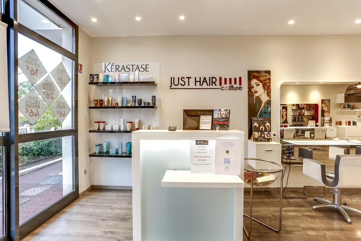 JUST HAIR PUGET S/ ARGENS