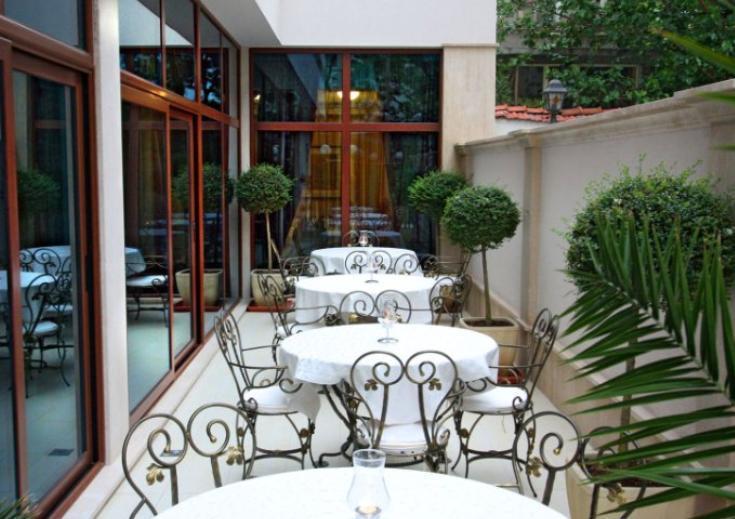 Ресторант BOHEMIA