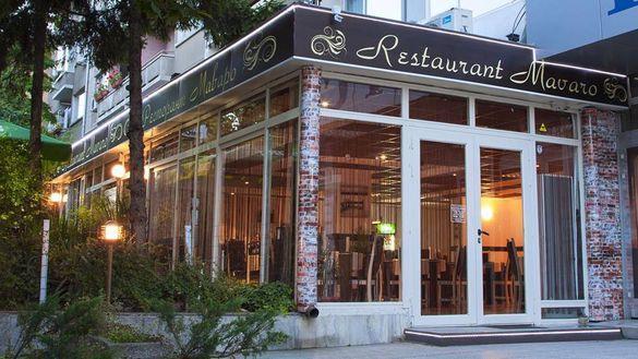 """Ресторант """"Маваро"""""""