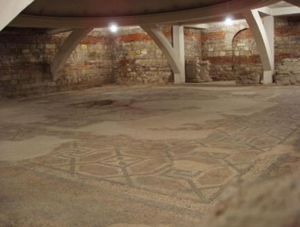Късноантични мозайки