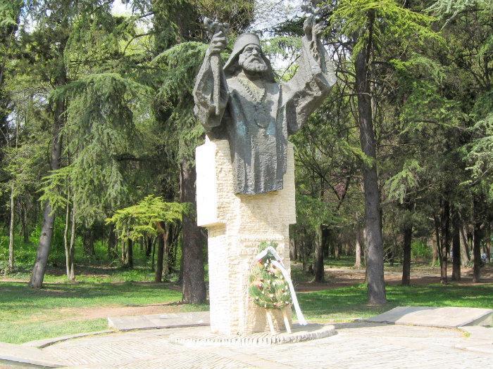 """Парк """"Митрополит Методий Кусев""""(Аязмото)"""