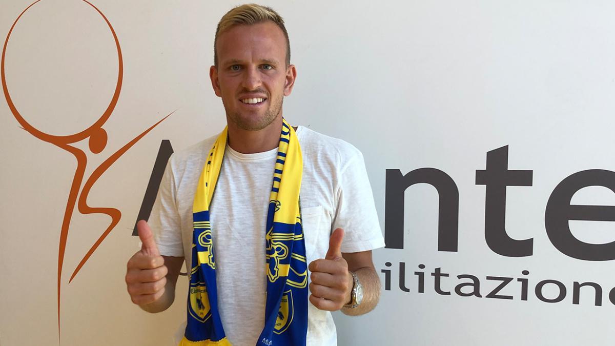 Ufficiale: Lorenzo Dickmann è gialloblù!