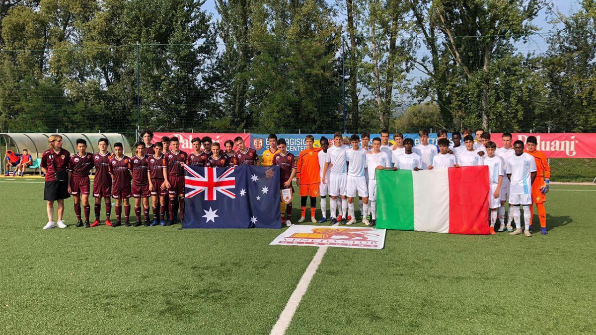 International Academy: continua il viaggio gialloblù dell'FC Bullen Lions