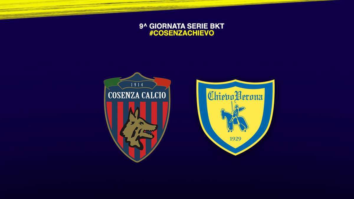 Cosenza - ChievoVerona