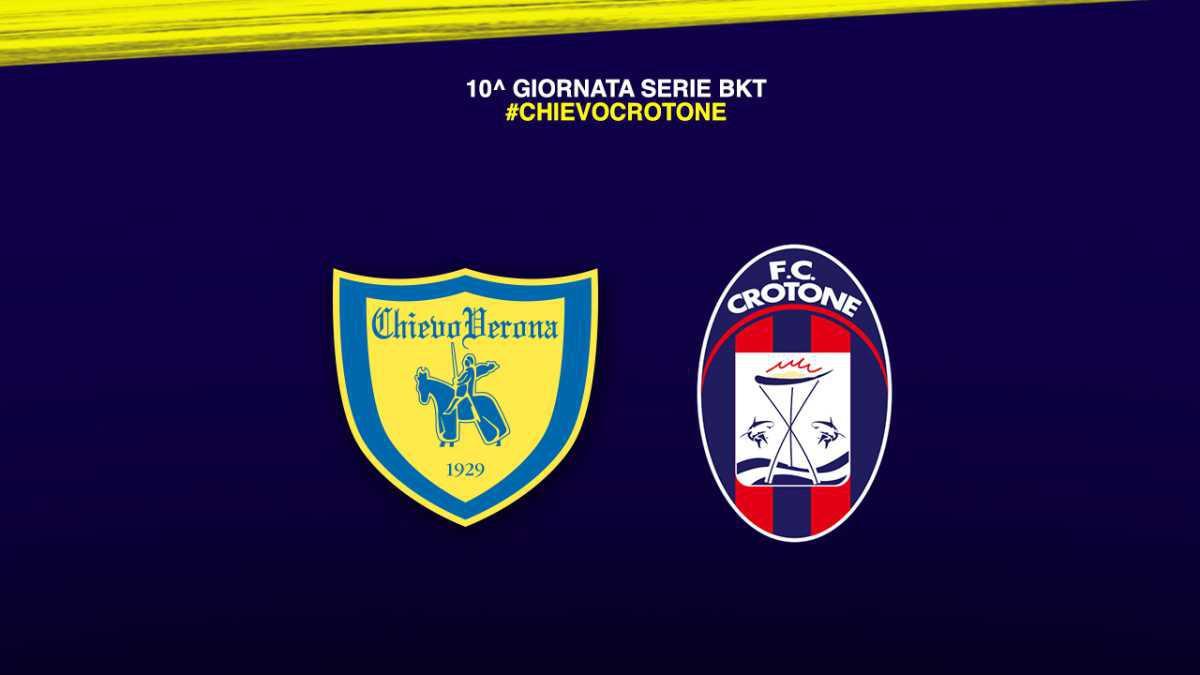 ChievoVerona - Crotone