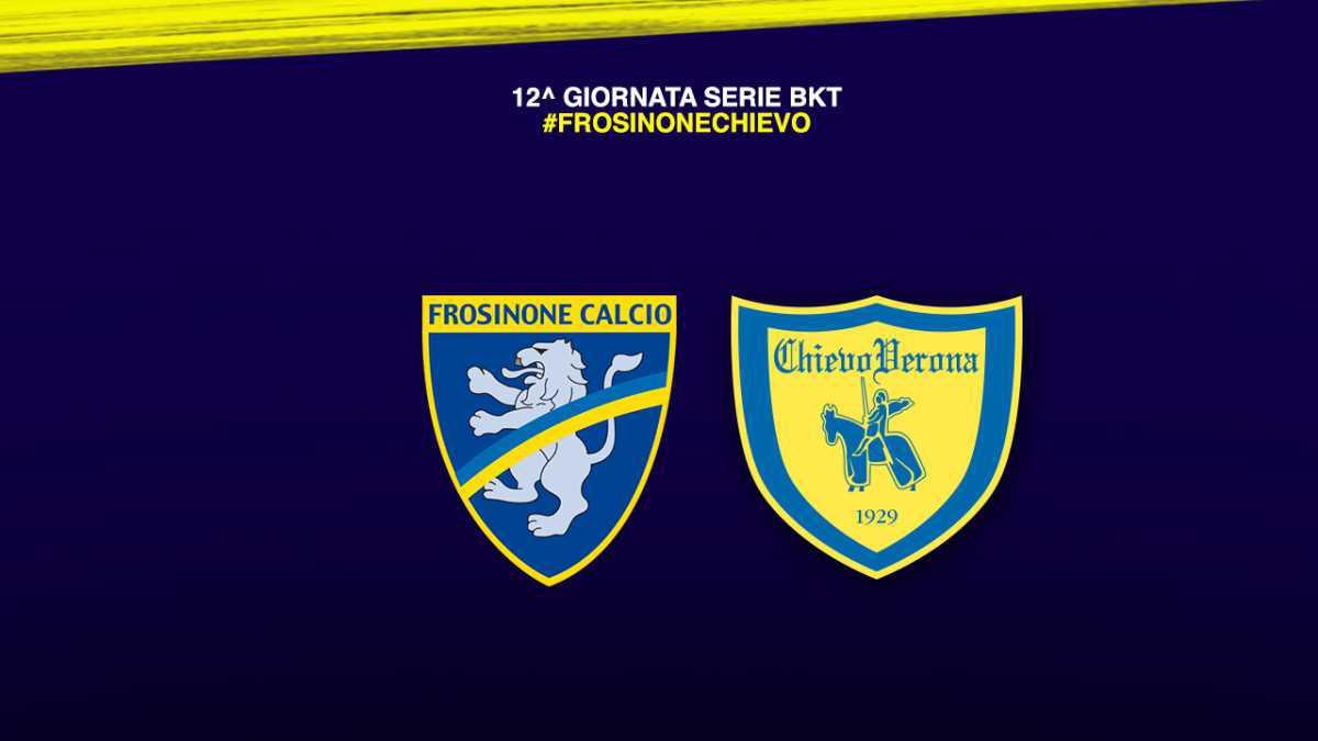 Frosinone - ChievoVerona