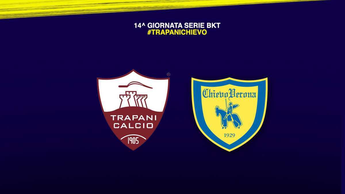 Trapani - ChievoVerona