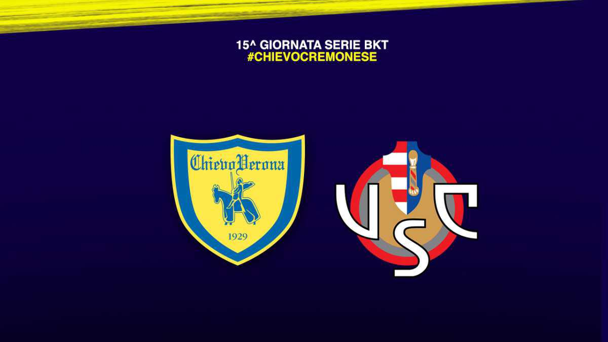 ChievoVerona - Cremonese