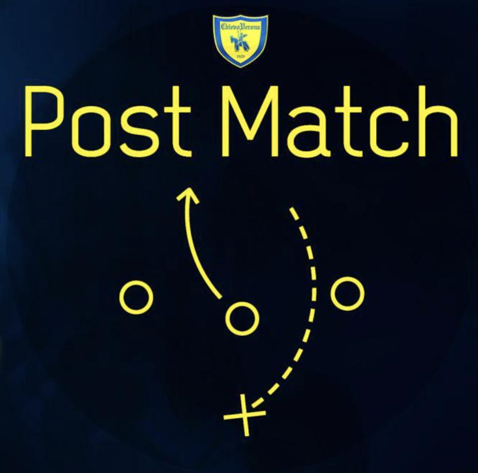 Post #SpeziaChievo 0-0