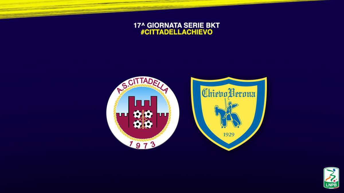 Cittadella - ChievoVerona