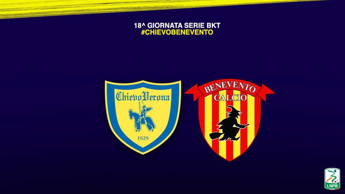 ChievoVerona - Benevento