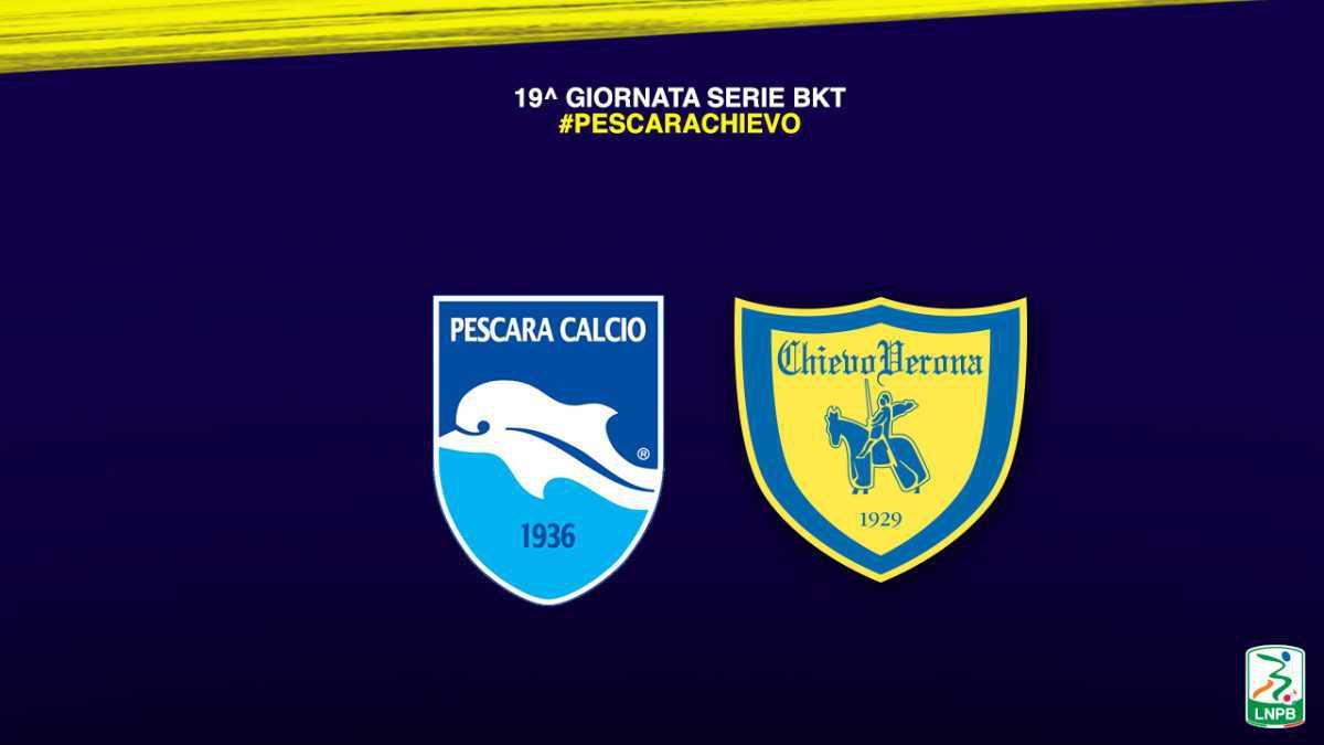 Pescara - ChievoVerona