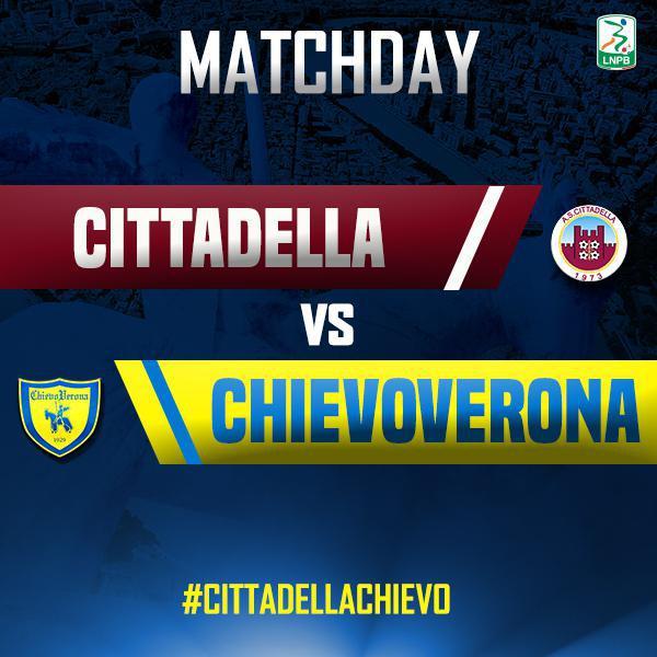 Segui con noi la diretta di #CittadellaChievo