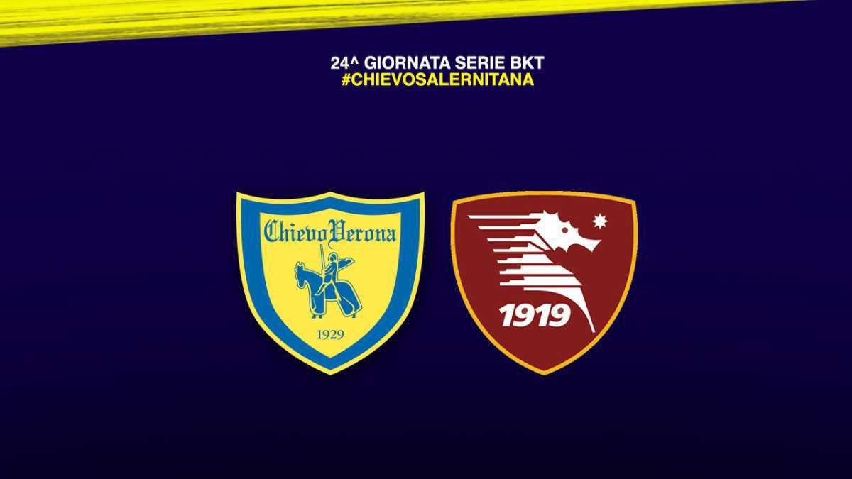 ChievoVerona - Salernitana