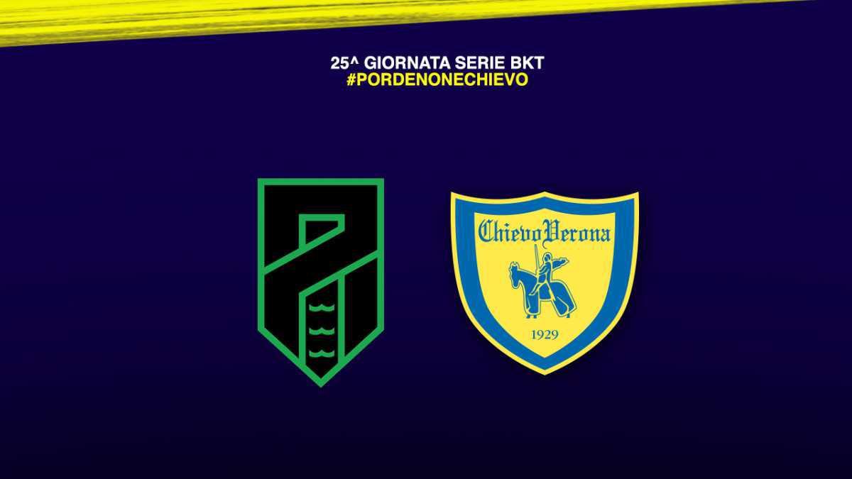 Pordenone - ChievoVerona