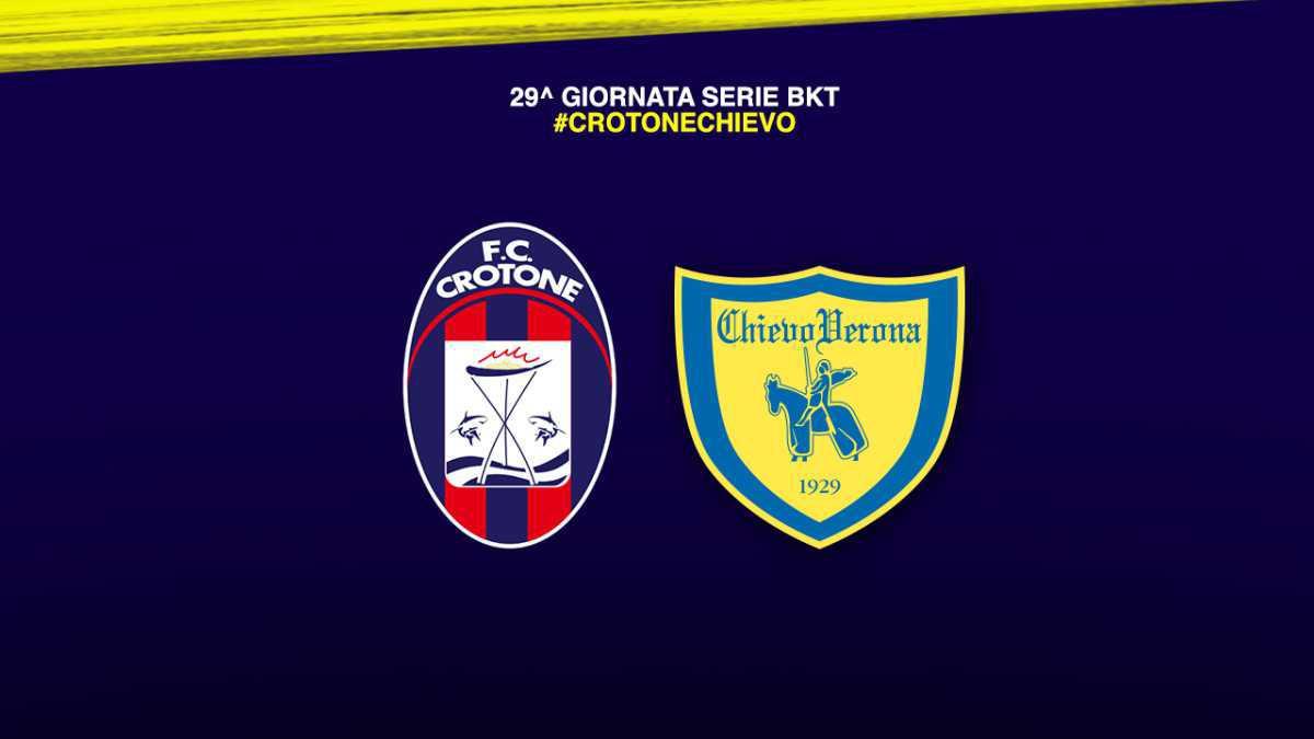 Crotone - ChievoVerona