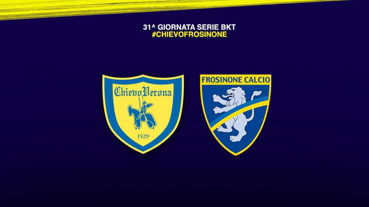 ChievoVerona - Frosinone