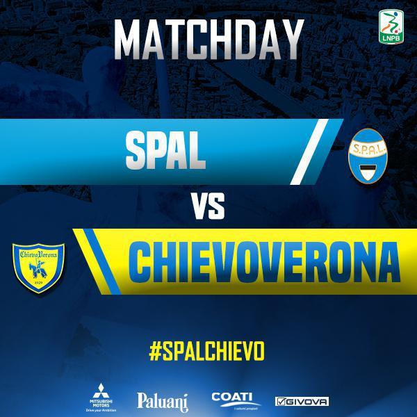 Segui con noi la diretta di #SpalChievo