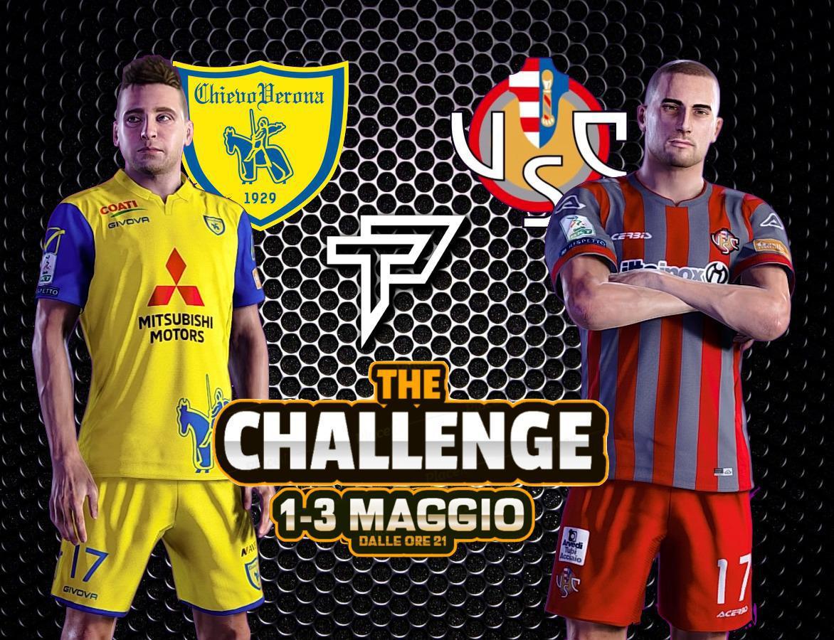 Con Top Players, la sfida tra Chievo e Cremonese si gioca anche negli eSports!