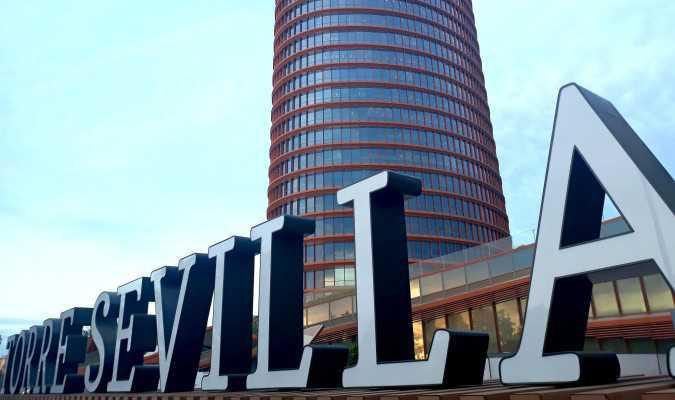 Menú 1 - Torre Sevilla - Menú de la promo todo incluído