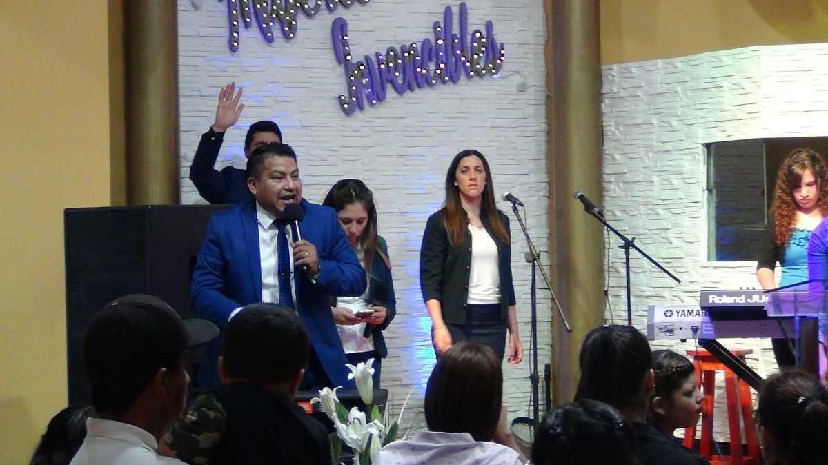 Pastor Ariel Herrera - Reunión general de la familia