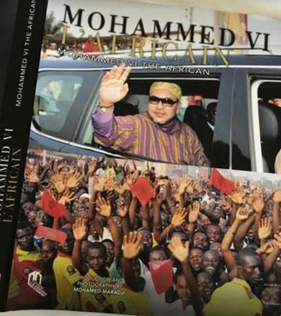 MOHAMMED VI L'AFRICAIN : UNE VISION, UNE MÉMOIRE, UN AVENIR