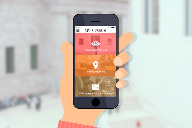 Müzeler için mobil uygulamalar