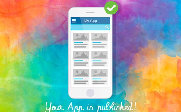 Uygulamanızı yayınlayın!