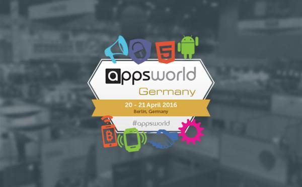 GoodBarber @ Apps World Almanya